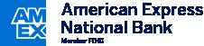 American Express National Bank logo